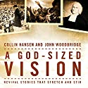 A God-Sized Vision: Revival Stories that Stretch and Stir Audiobook by Collin Hansen, John Woodbridge Narrated by Adam Black