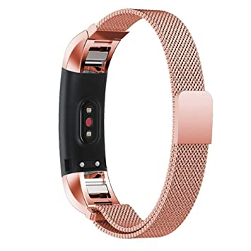 Magiyard Correa Huawei Honor 3, Correa pulsera banda de cuero para Huawei Honor 3 (Rosa): Amazon.es: Deportes y aire libre