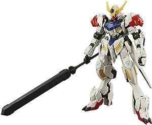 Bandai 5055446#21 Gundam Barbatos Lupus Hg IBO 1/144 Model Kit, from Gundam IBO