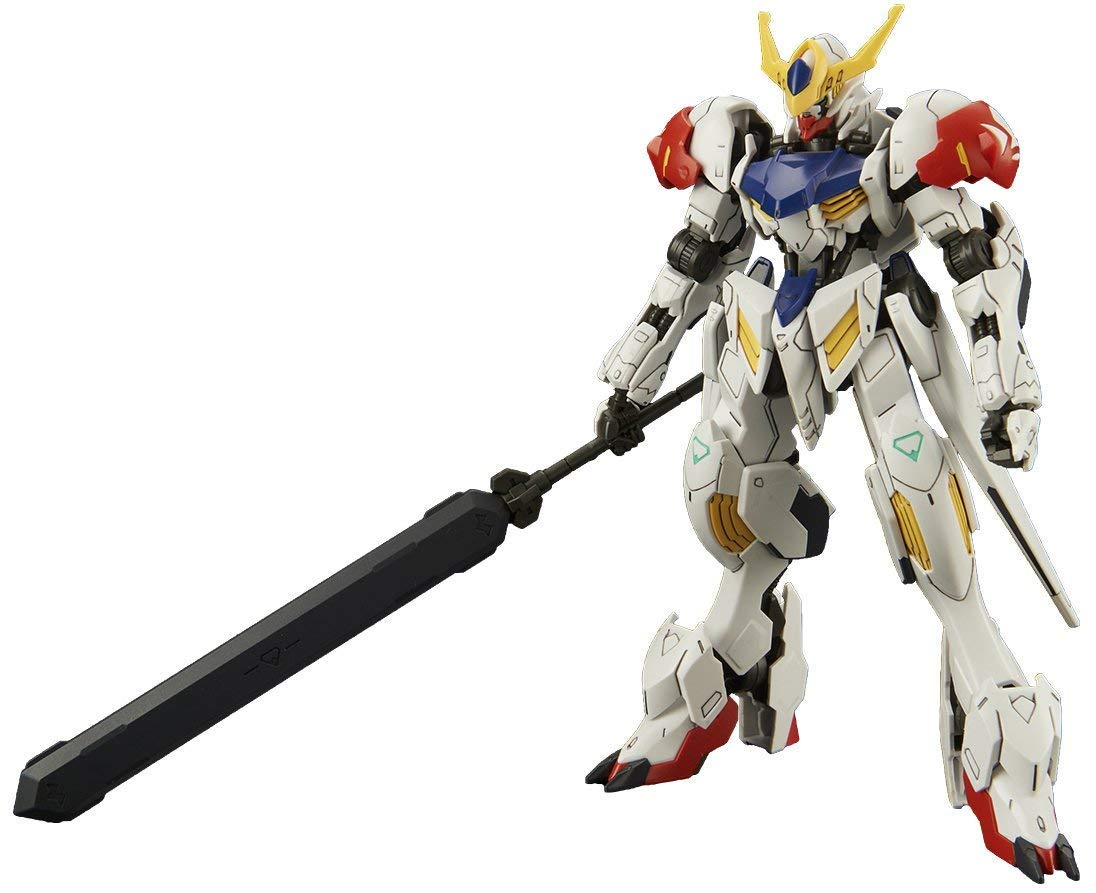 HG 1/144 Gundam Barbatos Lupus Plastic Model from Mobile Suit Gundam: Iron-Blooded Orphans by Bandai