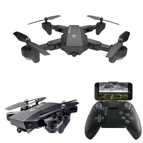 Dairyshop Rabing RC Drone - Camino de vuelo plegable FPV VR Wifi ...