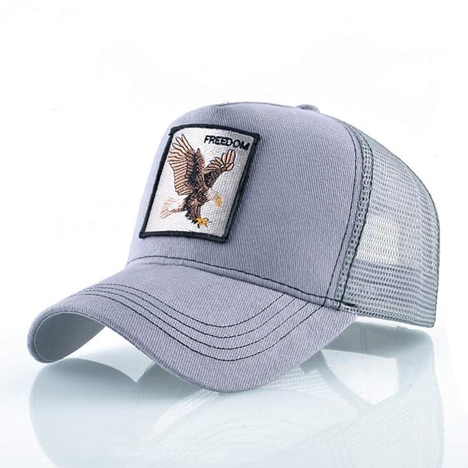 sdssup Gorra de béisbol Eagle Gorra de Conductor de camión ...