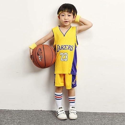 Camiseta de baloncesto para niños Los Angeles Lakers Anthony Davis ...