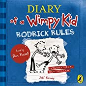 Diary of a Wimpy Kid: Rodrick Rules: Diary of a Wimpy Kid, Book 2 | Jeff Kinney