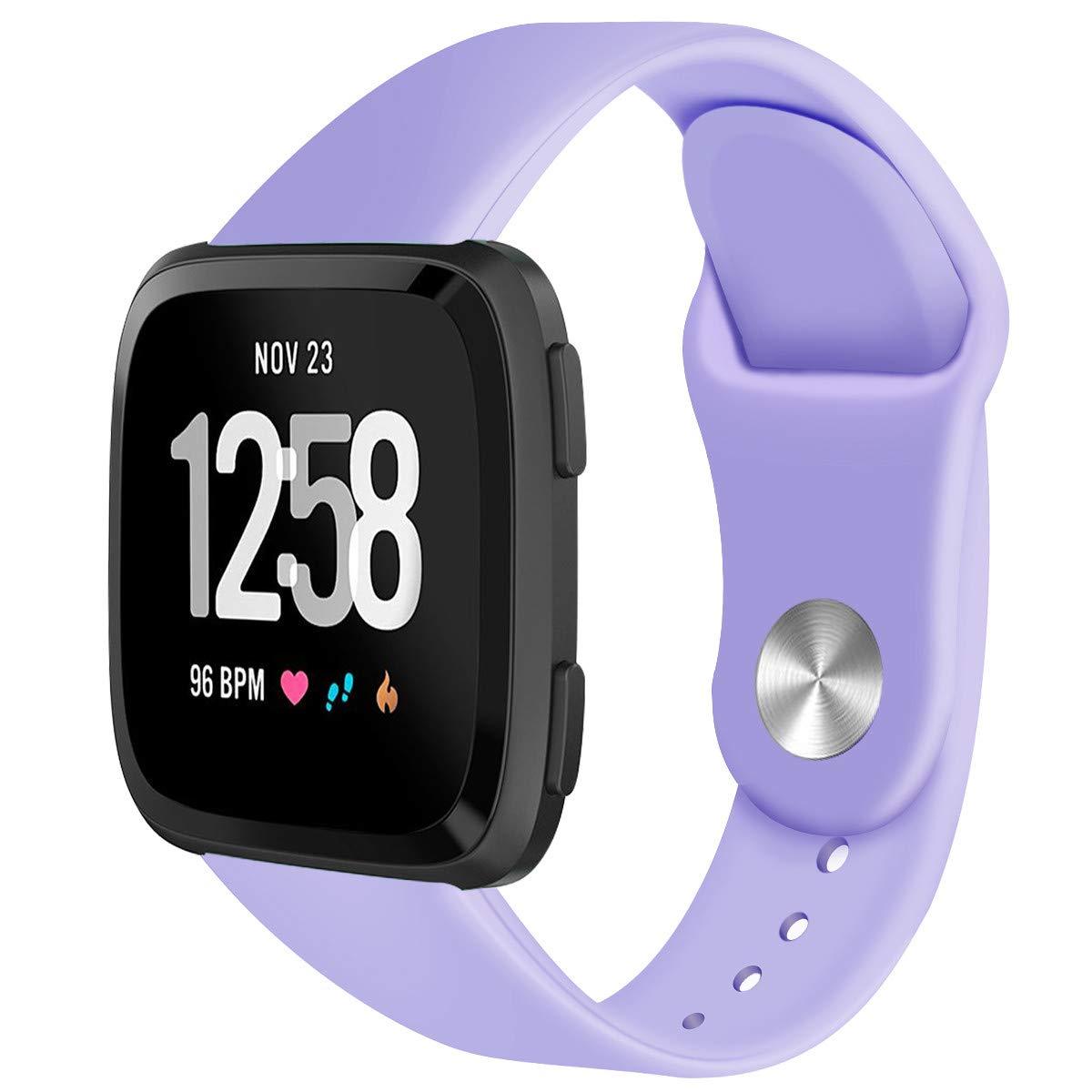 Correa para Fitbit Versa Reloj Inteligente, jgashf Edición ...