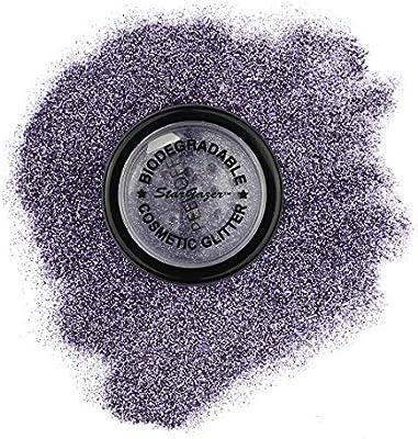 Stargazer Glitter Shaker, Maquillaje de ojos con brillos (Violeta ...