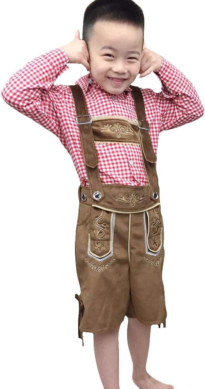 Ocamo Niños Disfraz de Oktoberfest, Traje del Festival de la ...