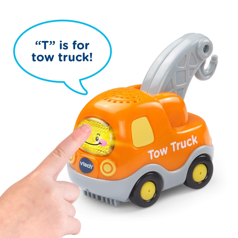 Go VTech Go Smart Wheels Park and Learn Deluxe Garage 80-180000