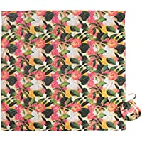 Kate Spade New York Patio Floral Picnic Blanket, , Multi