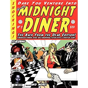 Coach's Midnight Diner: The Back From The Dead Edition Coach Culbertson, Vennessa Ng and Michelle Pendergrass