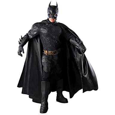 Amazon.com: Super Deluxe Batman The Dark Knight disfraz ...