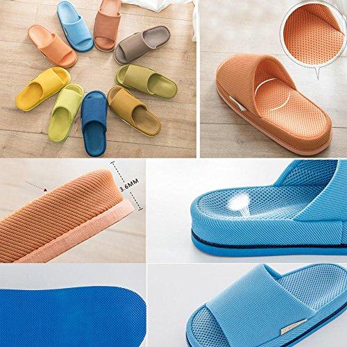 Pantoufles Muoticolor12 Chaussons Confort De Pour Hommes rqXrZ