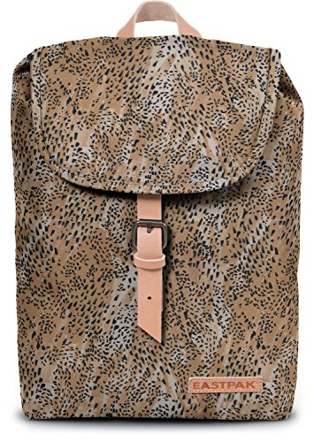 Eastpak Krystal - Mochila Unisex - Adulto 50M leopard