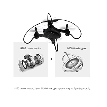 Jasonwell Fy603 Quadcopter With Camera Wifi Fpv Drone 2 4g 6 Axis