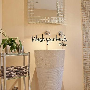 Amazon.com: Deesee(TM) - Adhesivo decorativo para pared ...