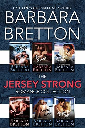 The Jersey Strong Romance Collection - Six Novels