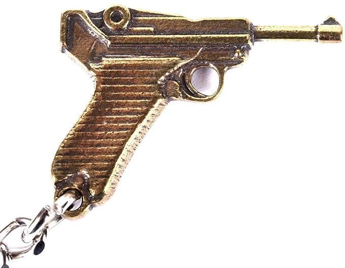 Epic Militaria Luger P08 Llavero Pistola: Amazon.es: Ropa y ...