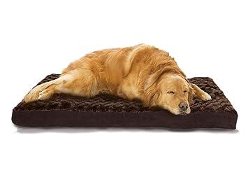 Amazon.com : Furhaven Orthopedic Mattress Pet Bed, Jumbo ...