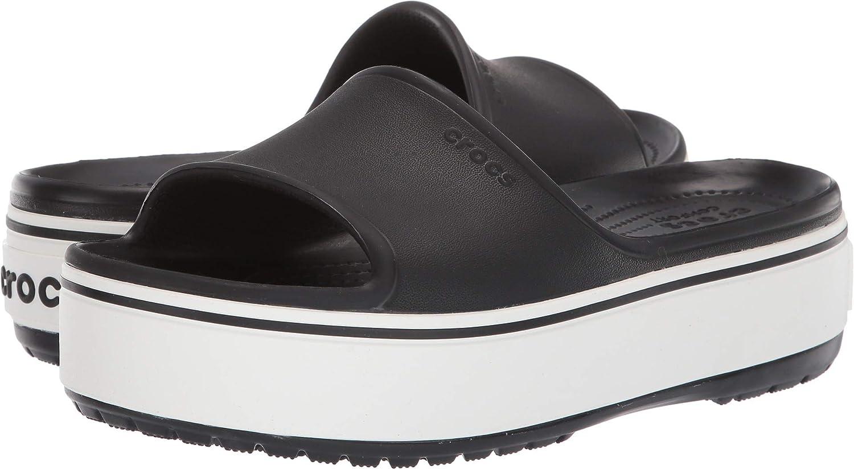 Crocs Women's Platform Slide Sandals