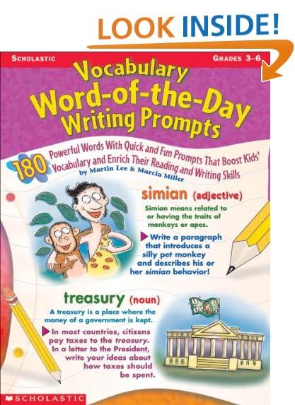Elementary Vocabulary Words: Amazon.com