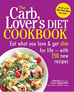 The carblovers diet eat what you love get slim for life ellen the carblovers diet cookbook forumfinder Choice Image