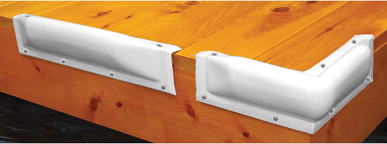 18 Inch Dock Pro Vinyl Dock Bumper for Boats