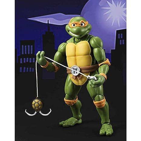Yang baby Michelangelo Teenage Mutant Ninja Turtles Figura ...