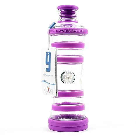 Yoga de botella i9 Yoga, morado: Amazon.es: Deportes y aire ...