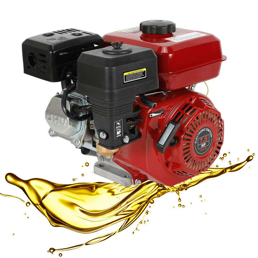 Benzinmotor Einzylinder 4Takt Motor 6 5PS 5 1kW Luftk uuml ...