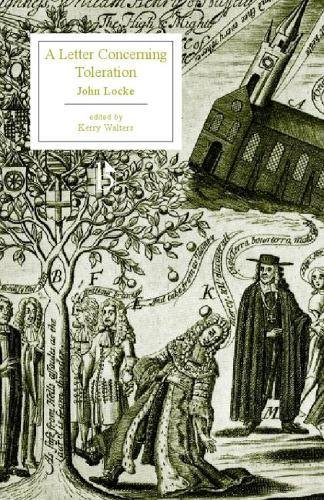 A Letter Concerning Toleration (Broadview Editions)
