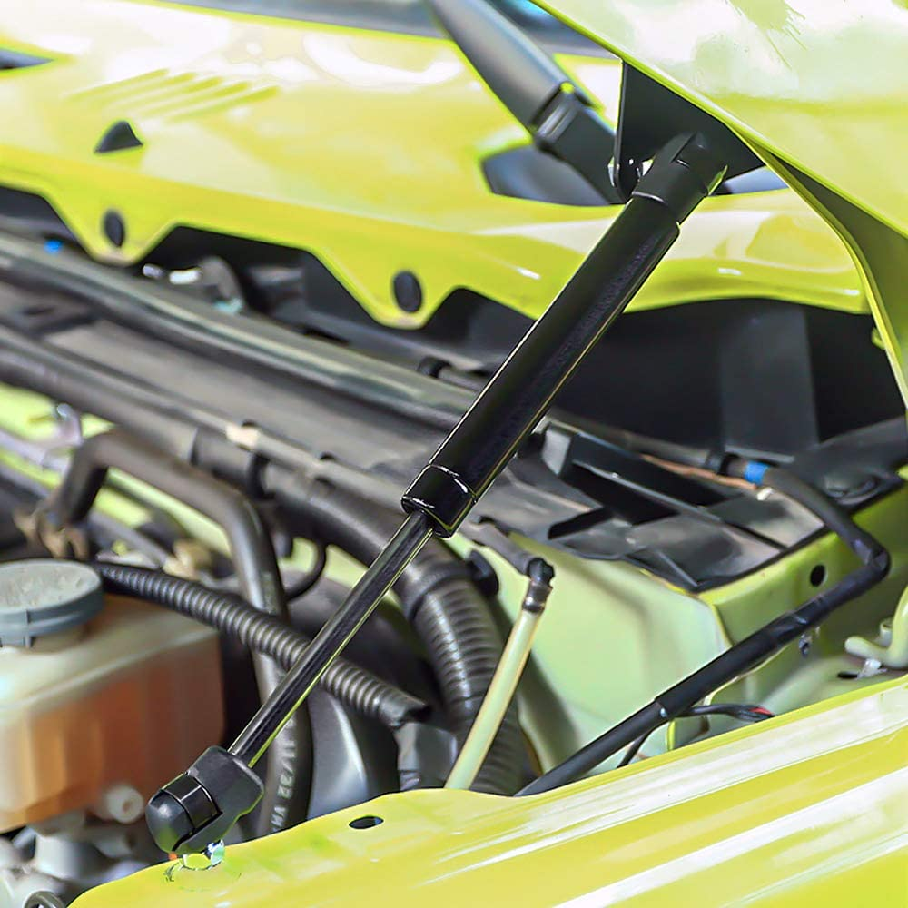High Flying Für Jimny Gj 2019 2021 Motorhauben Gasfeder Schwarz 2 Stücke Auto
