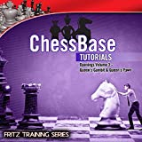 Chessbase Tutorials - Openings # 3: Queen's Gambit & Queen's Pawn (Fritz Training Series) [Download]