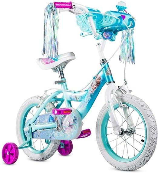 MDYMX Bicicleta para niños Bicicleta Infantil para niños Chica de ...