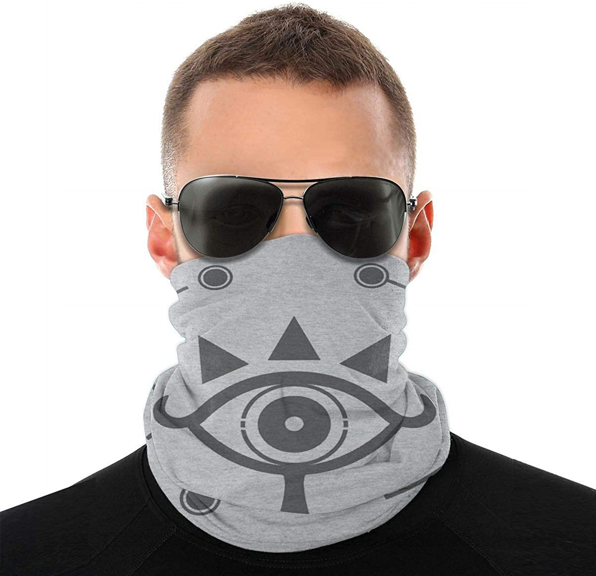 Legend of Zelda Breath of The Wild Face Mouth Pretect Windproof Dust Protection Cover Scarf Bandana Men Woman