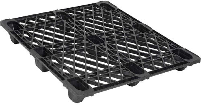 Lot of 5 48x40 Plastic Nestable Shipping Pallet 2200 Lb Capacity