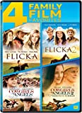 Flicka / Flicka 2 / Cowgirls 'n Angels / Cowgirls 'n Angels 2 Quad Feature