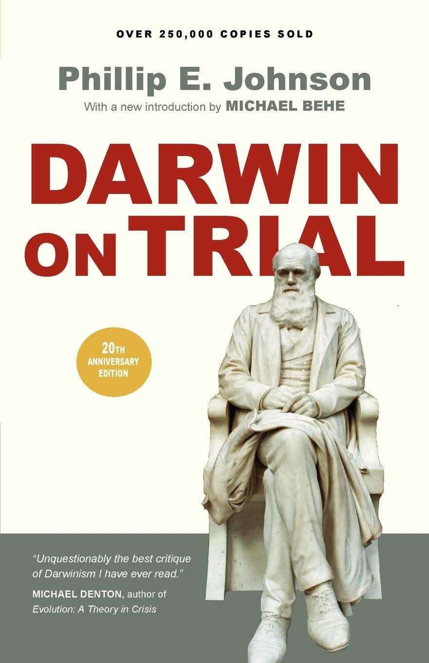 Darwin Trial Phillip Johnson product image