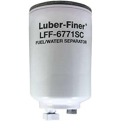 Luber-finer LFF6771SC-6PK Heavy Duty Fuel Filter, 6 Pack: Automotive