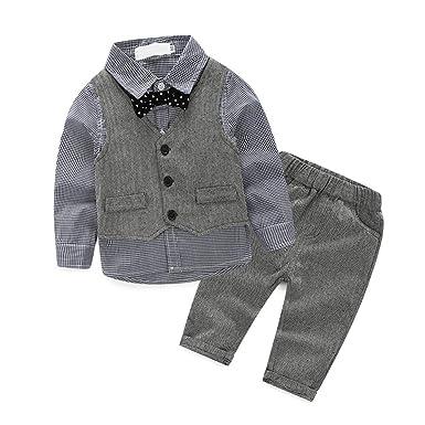 92becf5baa163 ベビー フォーマルスーツ 長袖 キッズ 子供服 ベビー服 男の子 赤ちゃん 子供スーツ 上下セット 入学式