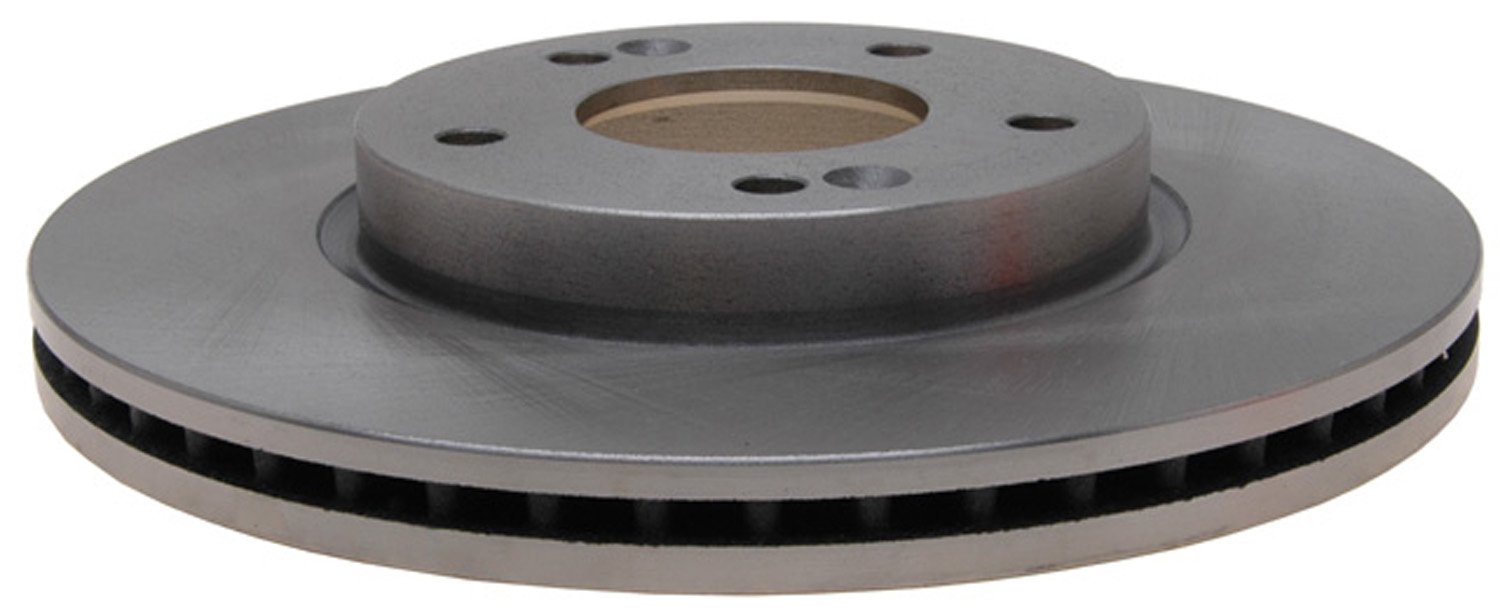 ACDelco 18A2829A Advantage Non-Coated Front Disc Brake Rotor