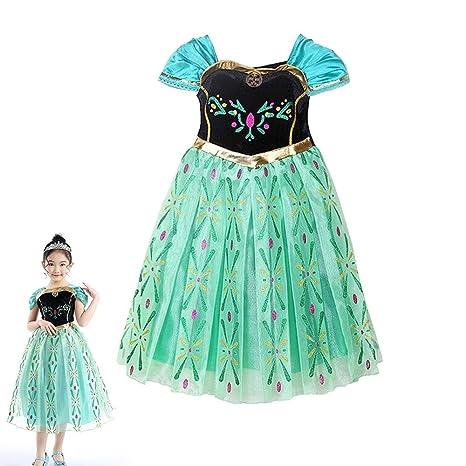 コスチューム ドレス 子供 公式 仮装 アナと雪の女王 衣装 コスプレ