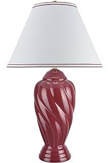 Dark Walnut//Polished Nickel Dimond Lighting D2555-LED Venner Table Lamp 18 x 18 x 34