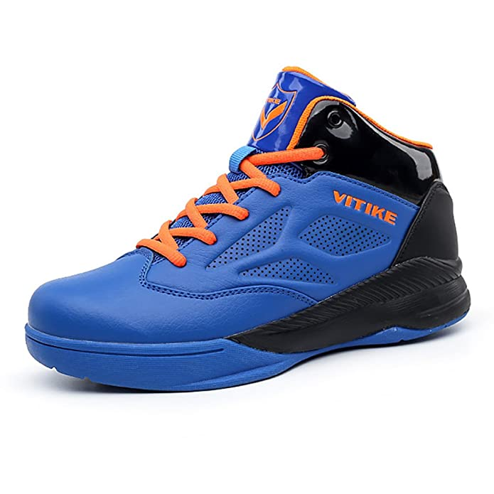 VITIKE Boy's Basketball Shoes Professional Kids Childrens Athletic Sneakers(Little/Big Kids)