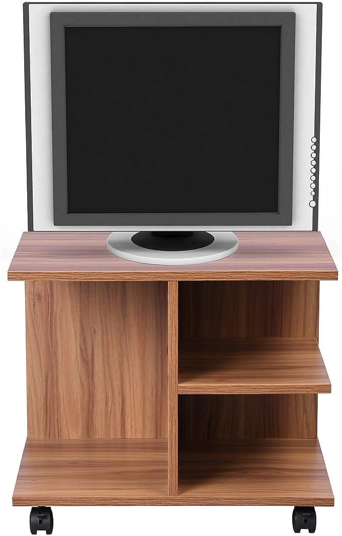 Innovareds - Mesita multifunción para TV con ruedas pivotantes y ...