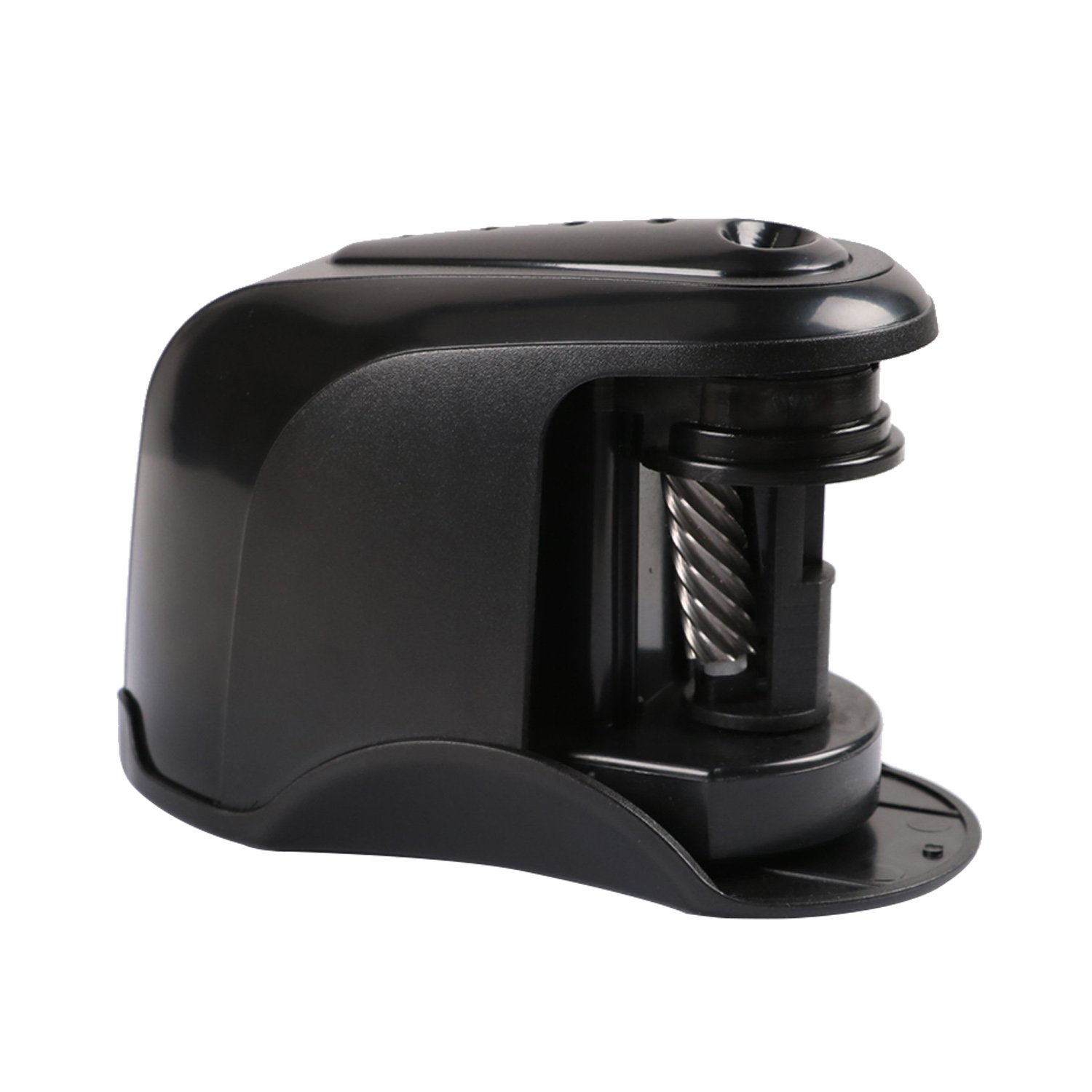 Home Study Office Use For School Classroom ULT-unite Pencil Sharpener with Auto-Stop Feature Electric Durable and Portable for 6.5-8mm diameter Pencils