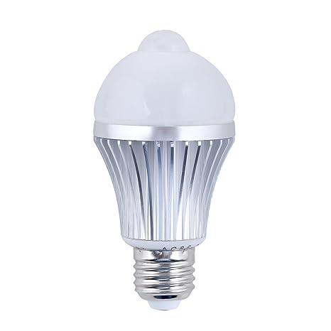 Daffodil LEC305S - Bombilla LED con Sensor de movimiento: Amazon.es: Electrónica