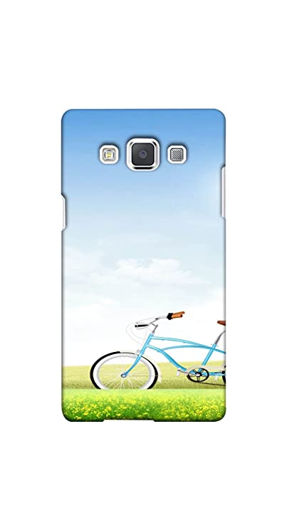 the latest d0521 fce53 KSC Printed Back Cover for Samsung Galaxy A8 2015: Amazon.in ...