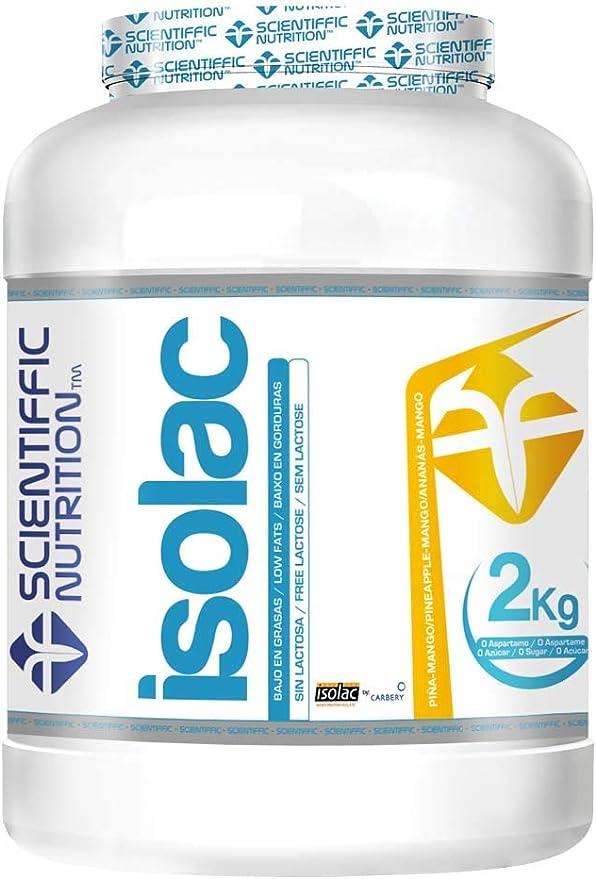 Isolac Whey Protein 2Kg Piña-Mango Isolac®