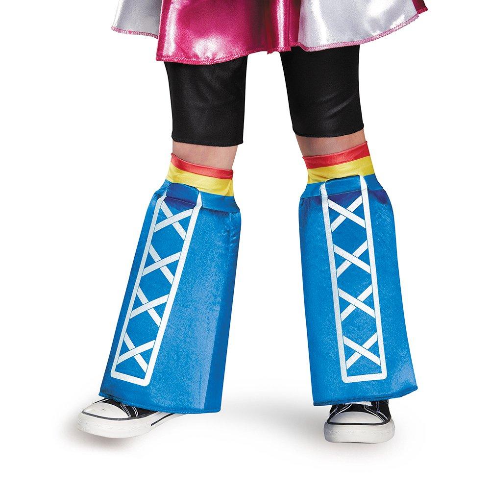 Disguise Costumes My Little Pony Beinschoner für Kinder, Regenbogenfarben