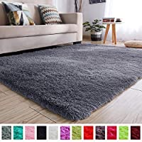 PAGISOFE Soft Kids Room Nursery Rug Bedroom Living Room Carpet 4